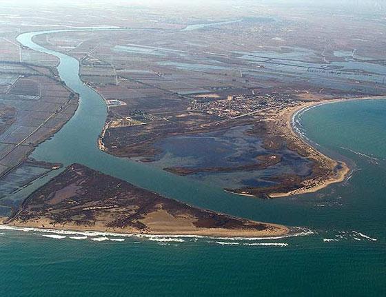 El Delta de Ebro